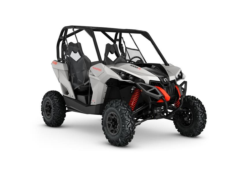 2016 Maverick 1000R Light Grey