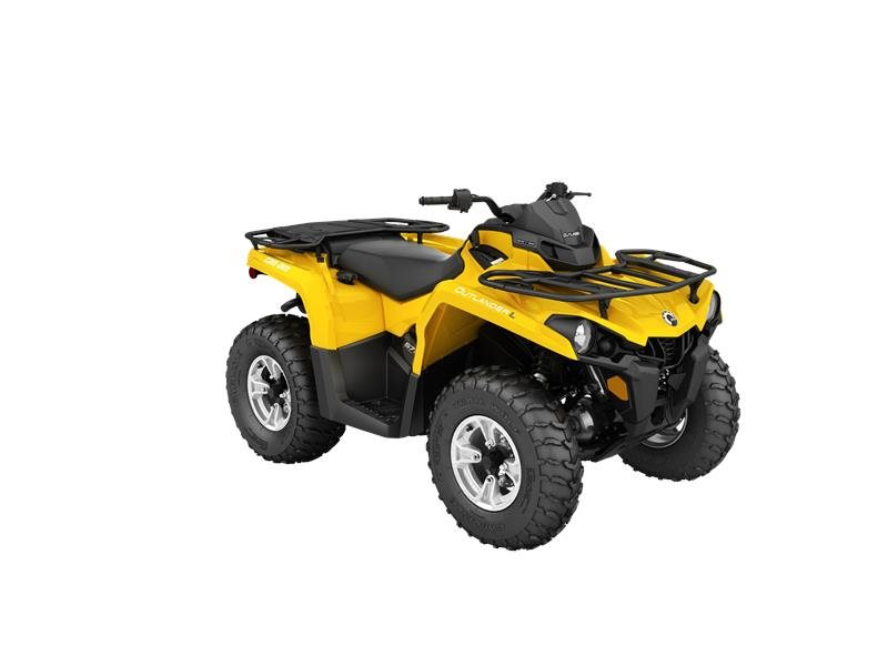 2016 Outlander L DPS 570 Yellow