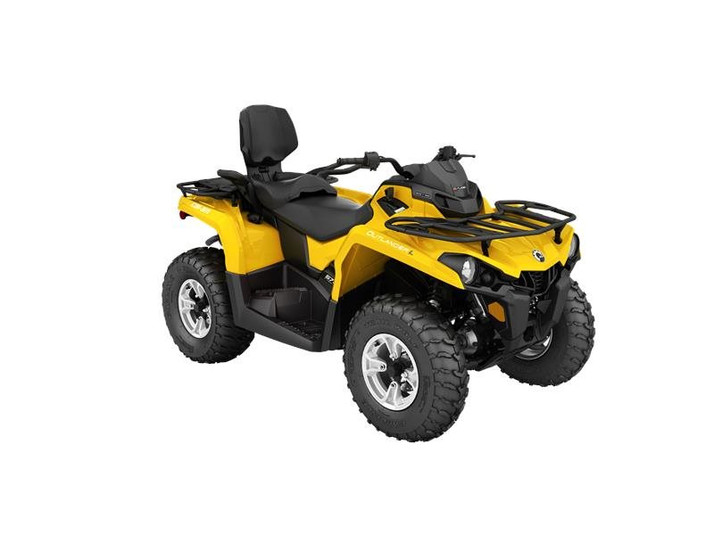 2016 Outlander L MAX DPS 570 Yellow
