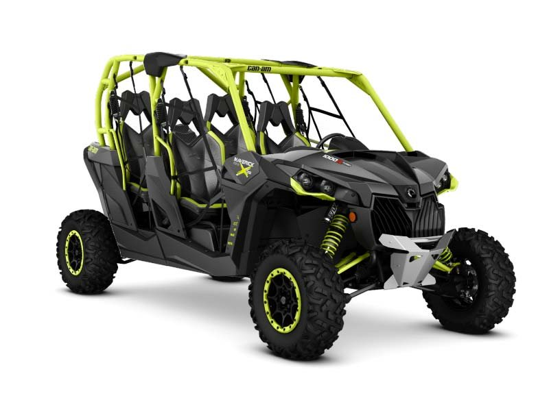 2016 Maverick MAX X ds 1000R Turbo Carbon Black / Manta