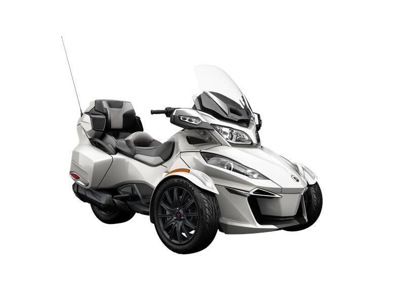 2016 Spyder RT-S SE6 Pearl White