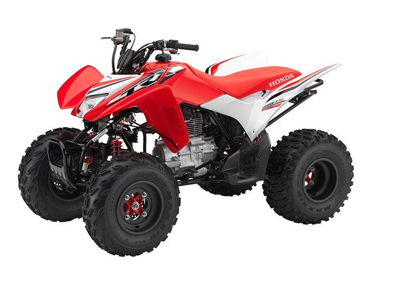 2016 TRX250X Deluxe (TRX250XD)