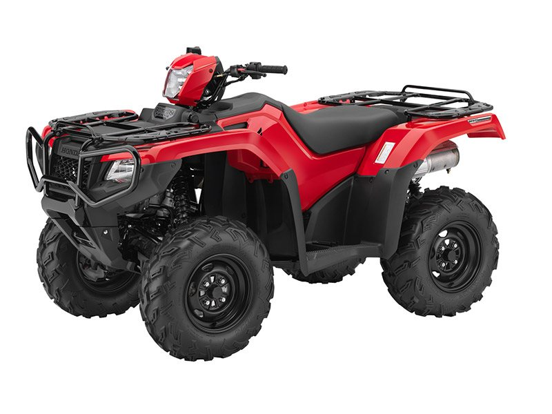 2016 FourTrax Foreman Rubicon 4x4 EPS (TRX500FM6)