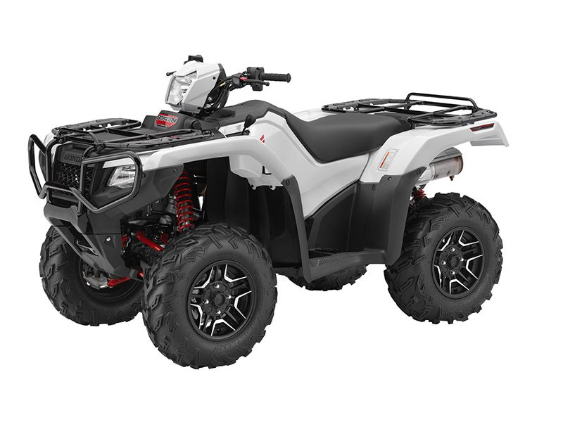 2016 FourTrax Foreman Rubicon 4x4 DCT EPS Deluxe (TRX50