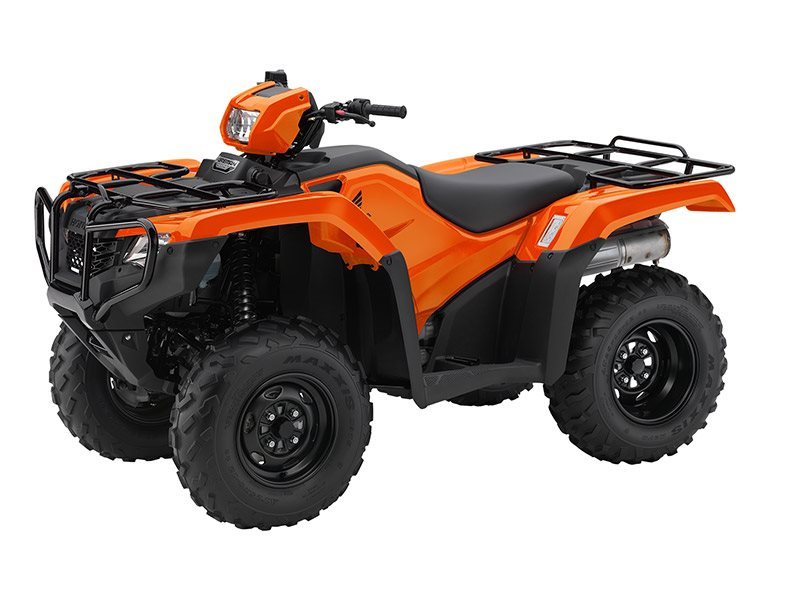 2016 FourTrax Foreman 4x4 Orange (TRX500FM1)