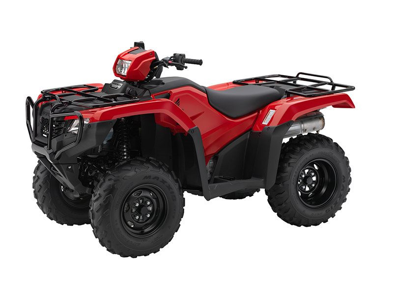 2016 FourTrax Foreman 4x4 ES Red (TRX500FE1)