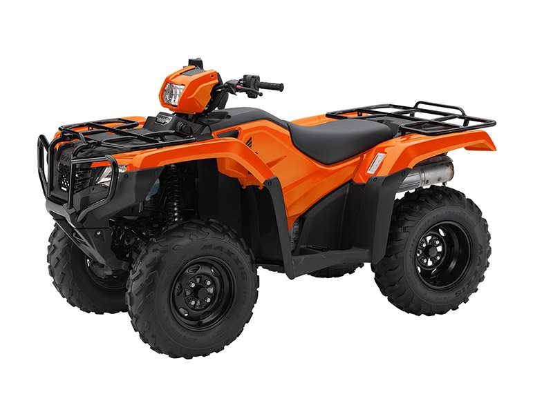 2016 FourTrax Foreman 4x4 ES Orange (TRX500FE1)