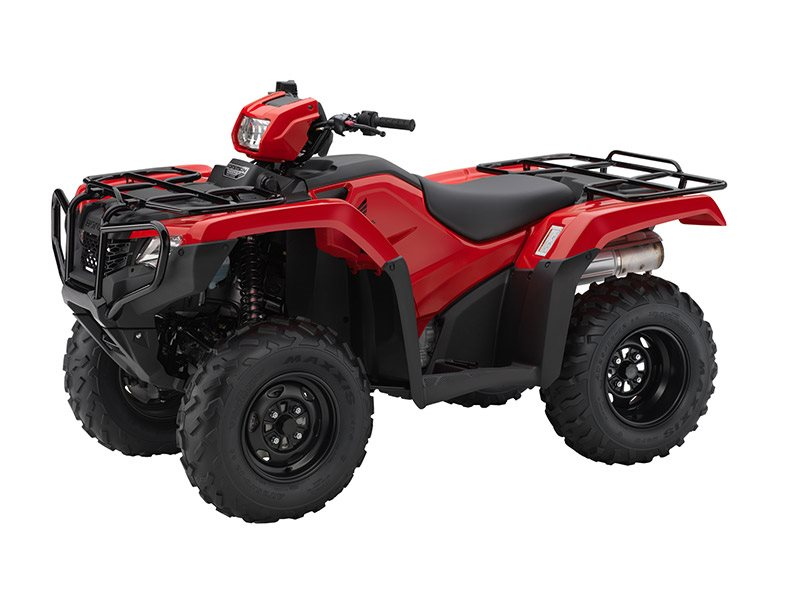 2016 FourTrax Foreman 4x4 EPS Red (TRX500FM2)