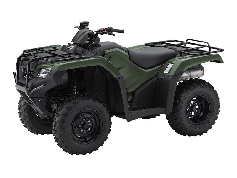 2016 FourTrax Rancher Olive (TRX420TM1G)