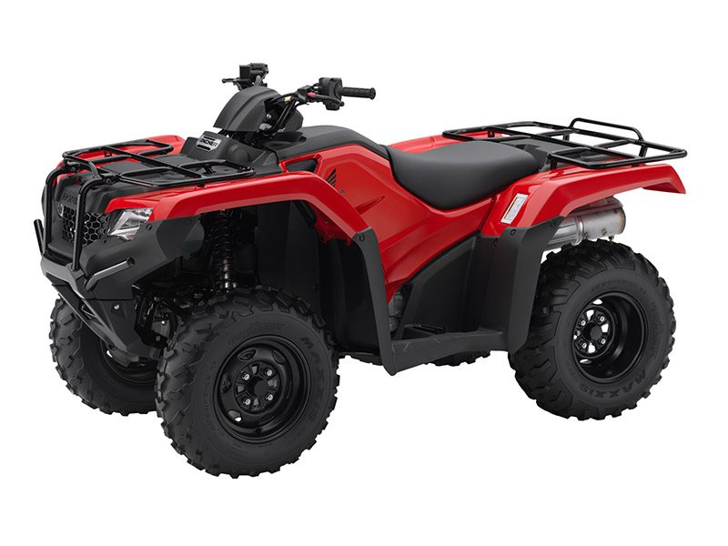 2016 FourTrax Rancher ES Red (TRX420TE1G)