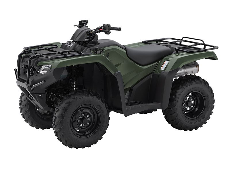 2016 FourTrax Rancher 4x4 ES Olive (TRX420FE1)
