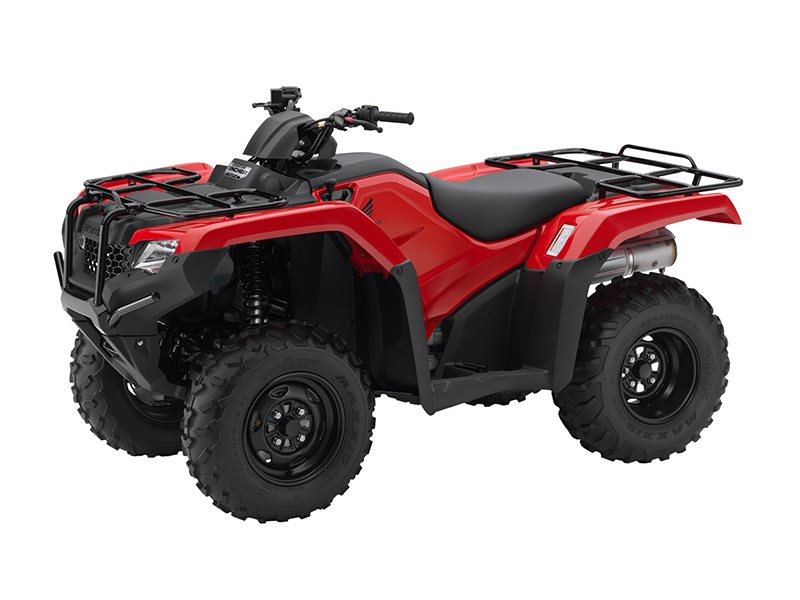 2016 FourTrax Rancher 4x4 EPS Red (TRX420FM2)