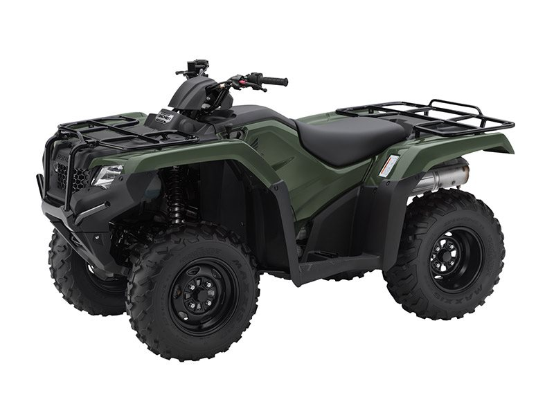 2016 FourTrax Rancher 4x4 EPS Olive (TRX420FM2)