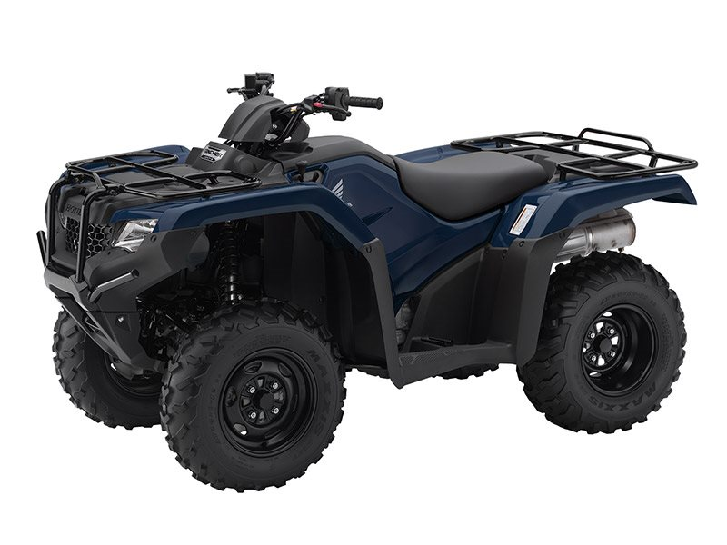 2016 FourTrax Rancher 4x4 DCT Blue (TRX420FA1)