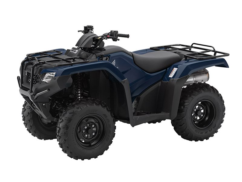 2016 FourTrax Rancher 4x4 DCT EPS Blue (TRX420FA2)