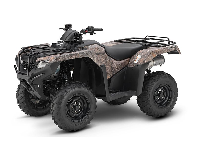 2016 FourTrax Rancher 4x4 DCT IRS Camo (TRX420FA5)