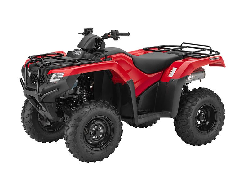 2016 FourTrax Rancher 4x4 DCT IRS EPS Red (TRX420FA6)