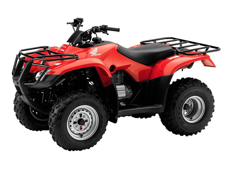 2016 FourTrax Recon ES Red (TRX250TE)
