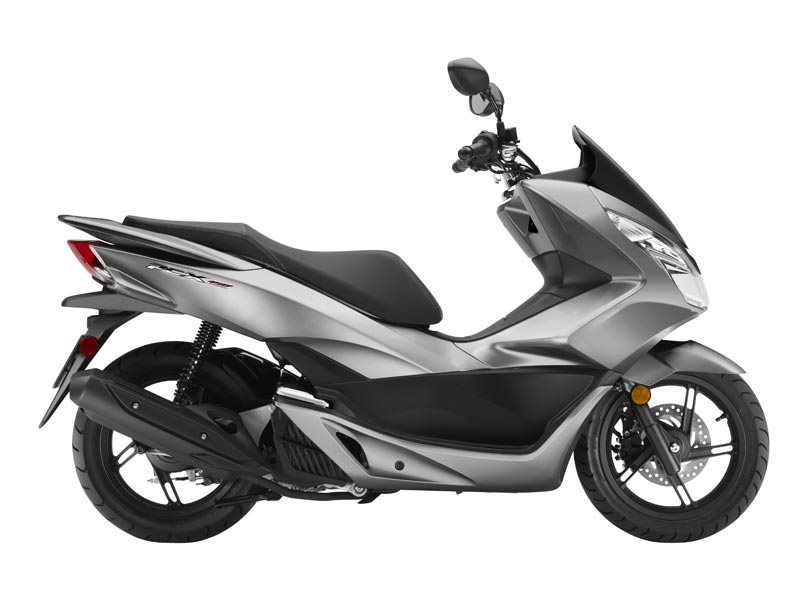 2016 PCX150 Steel Grey