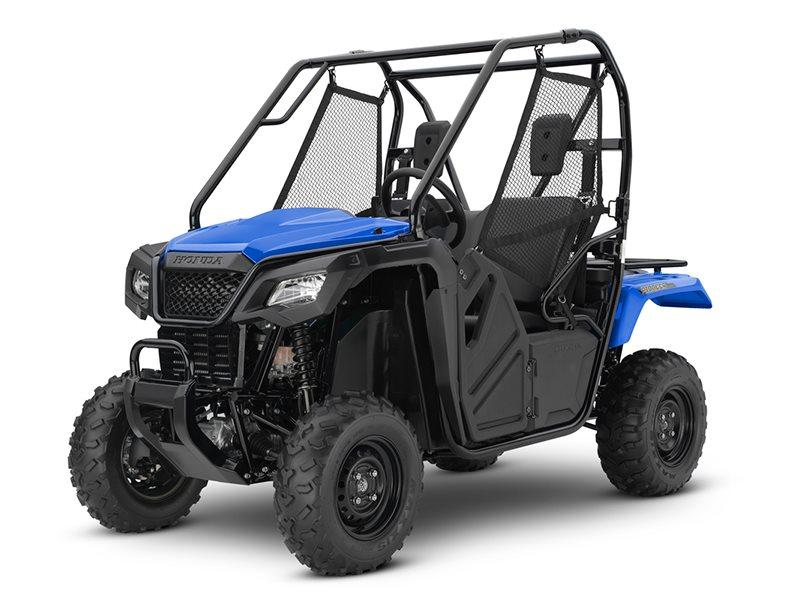 2016 Honda Pioneer 500 Metallic Blue (SXS500M2)