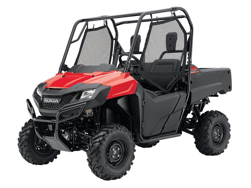 2016 Pioneer 700 Red (SXS700M2)