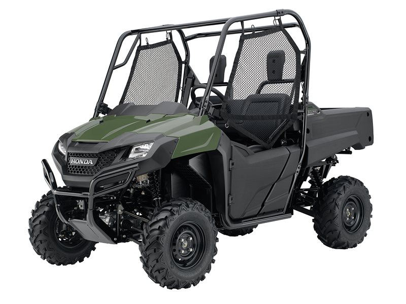 2016 Pioneer 700 Olive (SXS700M2)
