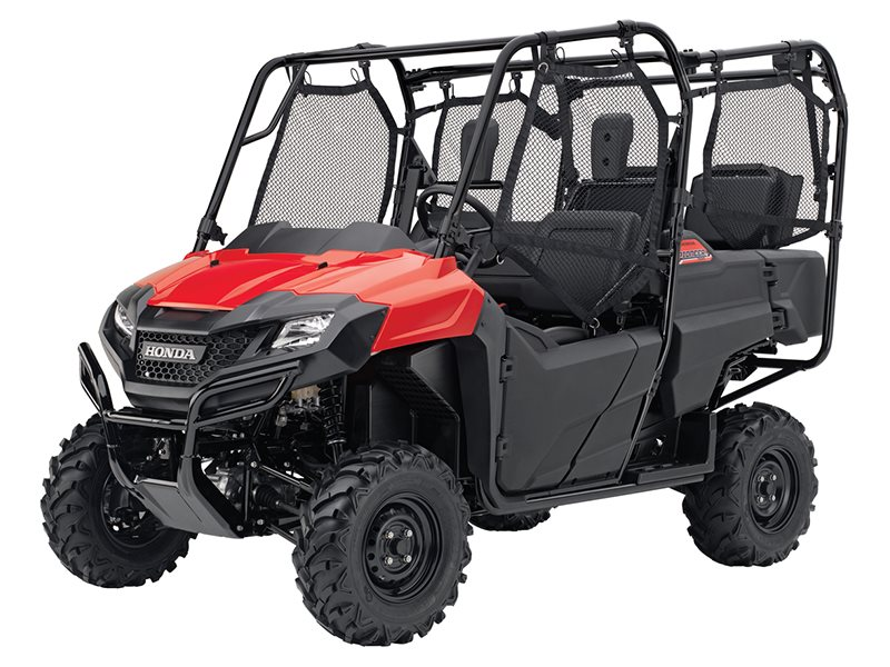 2016 Pioneer 700-4 Red (SXS700M4)