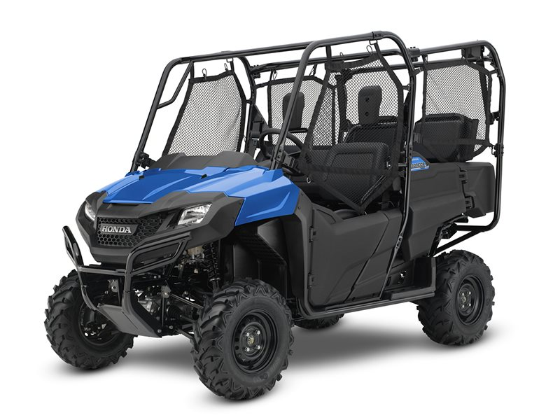 2016 Pioneer 700-4 Metallic Blue (SXS700M4)