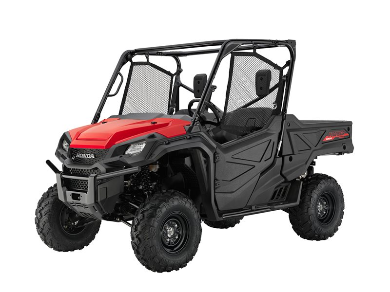 2016 Pioneer 1000 Red (SXS1000M3)