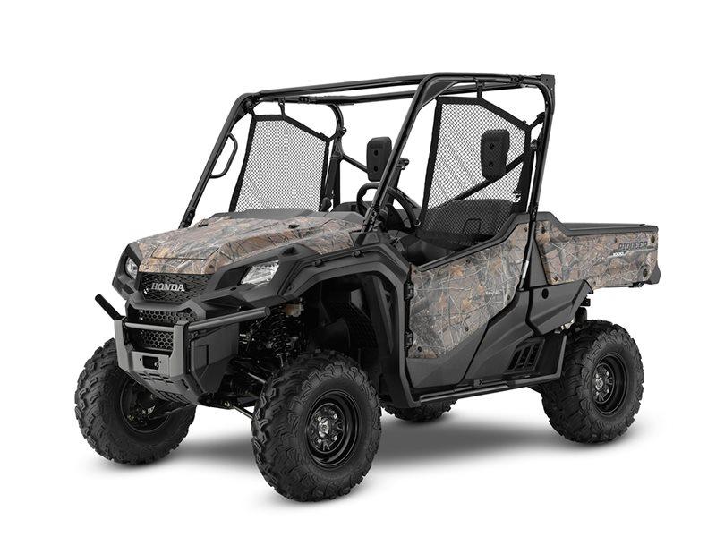 2016 Pioneer 1000 EPS Camo (SXS1000M3P)