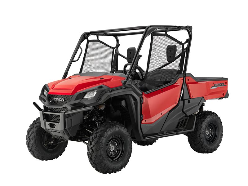 2016 Pioneer 1000 EPS Red (SXS1000M3P)