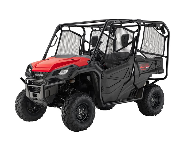 2016 Pioneer 1000-5 Red (SXS1000M5P)