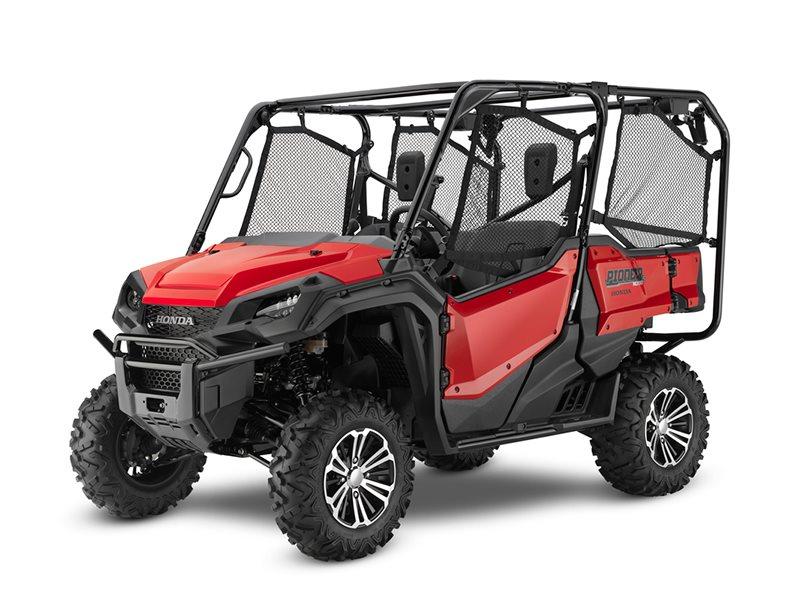 2016 Pioneer 1000-5 Deluxe Red (SXS1000M5D)