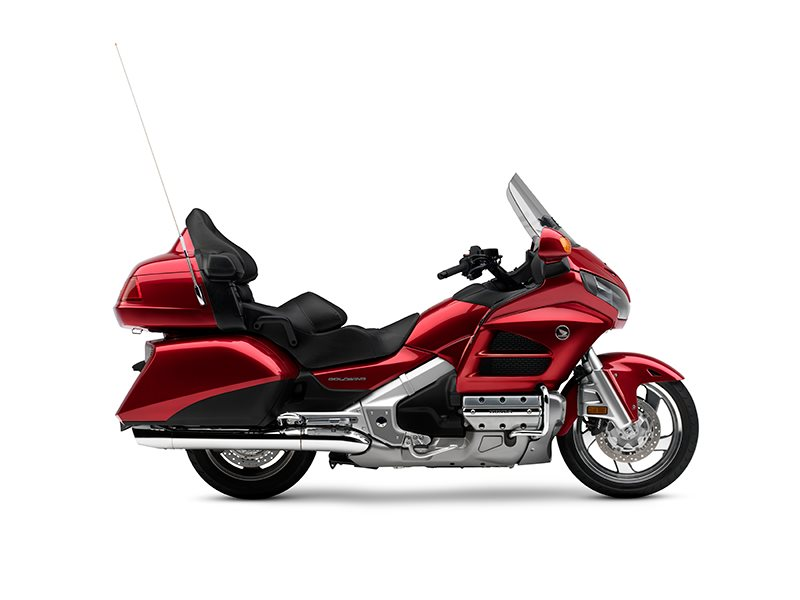 2016 Gold Wing ABS Candy Red