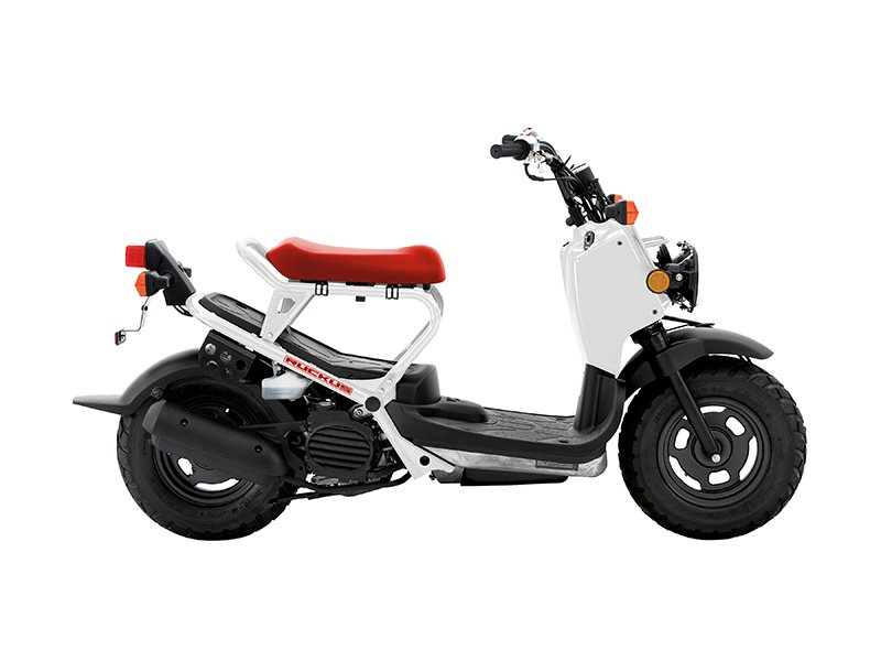 2016 Ruckus White / Red