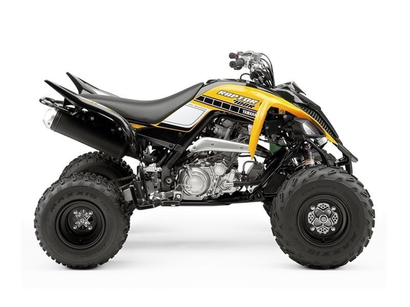 2016 Raptor 700R SE