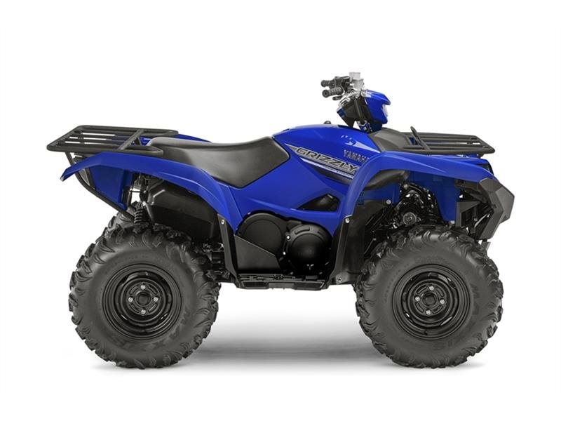 2016 Grizzly EPS Steel Blue