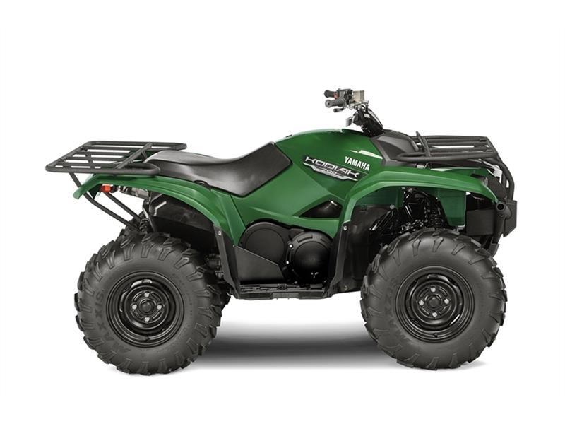 2016 Kodiak 700 Hunter Green