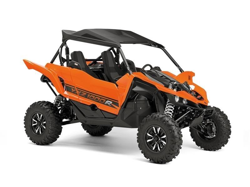 2016 YXZ1000R Blaze Orange / Black