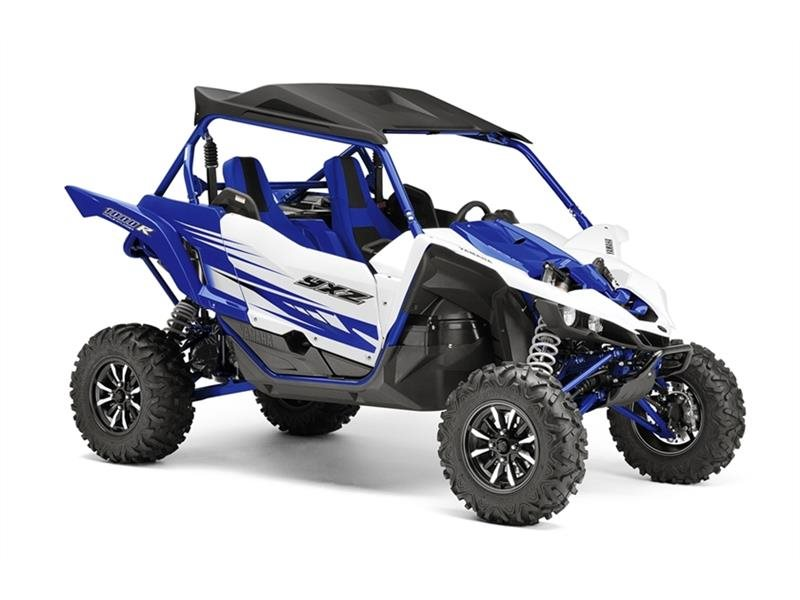 2016 YXZ1000R Racing Blue / White