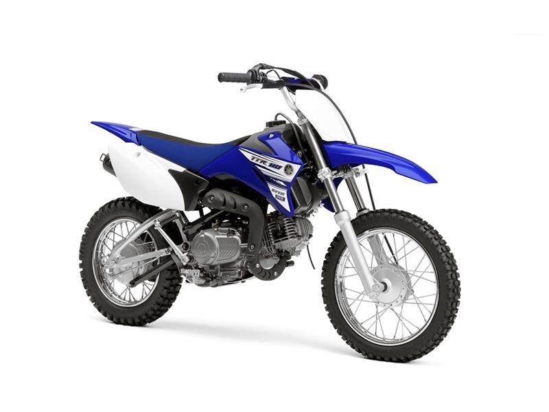 2016 TT-R110E