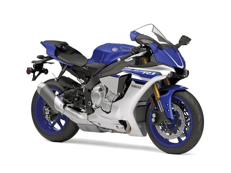 2016 YZF-R1 Team Yamaha Blue / Matte Silver