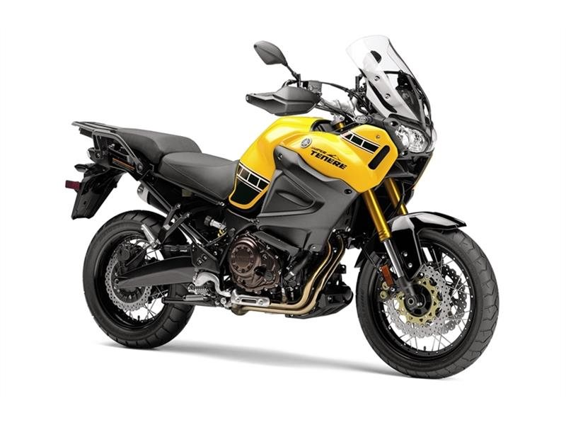 2016 Super Tenere 60th Anniversary Yellow