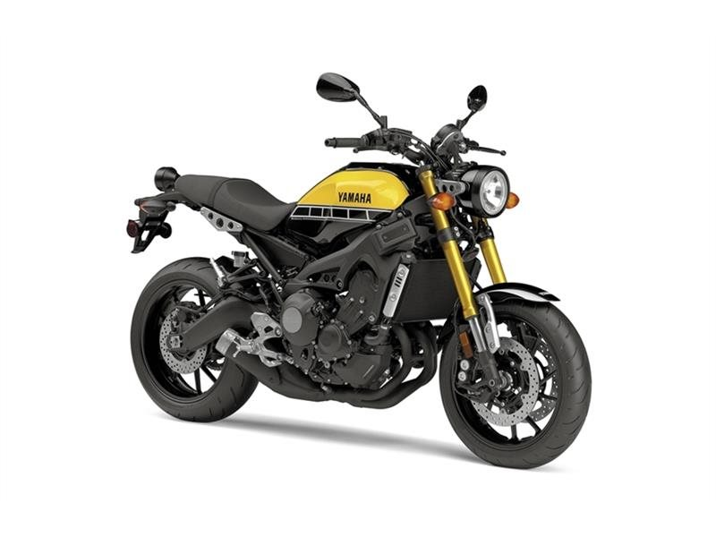 2016 XSR900 60th Anniversary Yellow