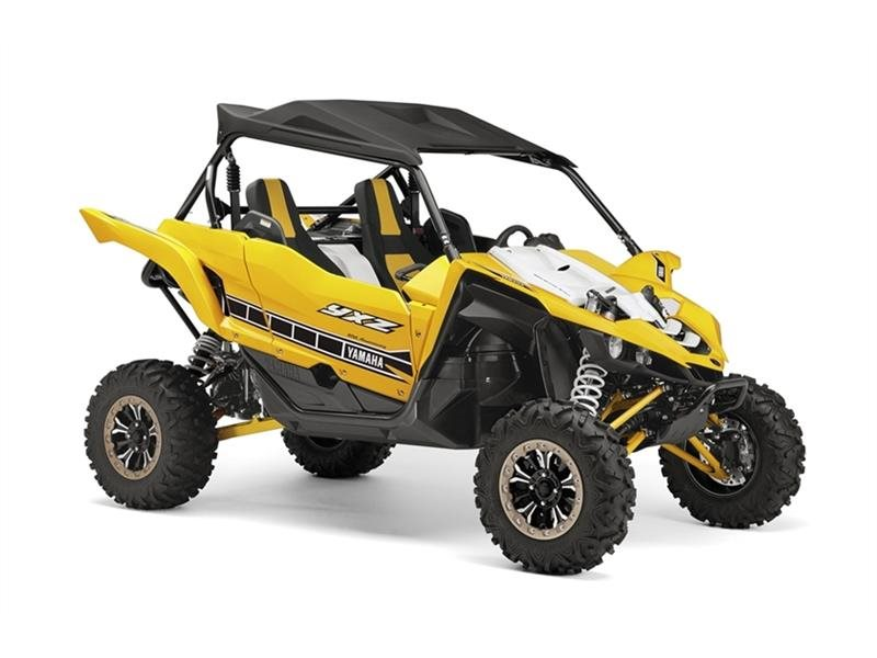 2016 YXZ1000R SE Yamaha Yellow / White