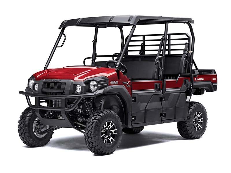2016 Mule PRO-FXT EPS LE Dark Royal Red