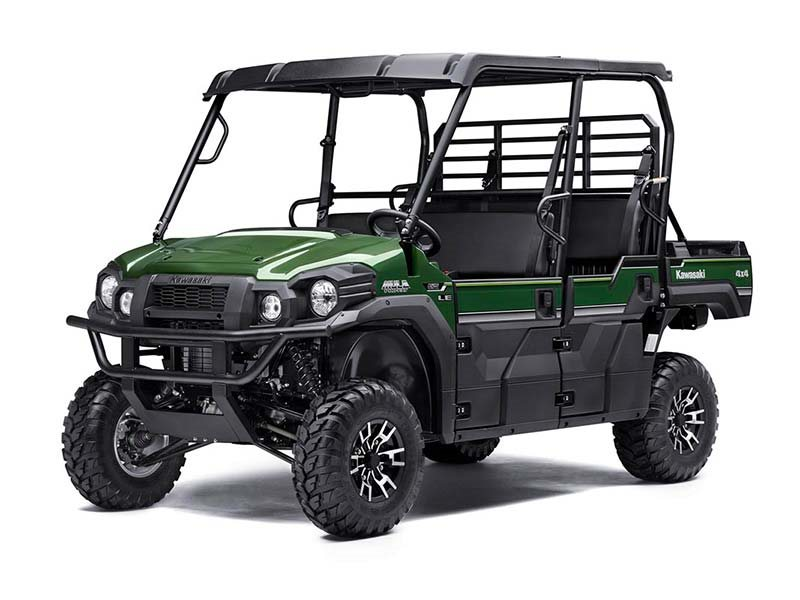 2016 Mule PRO-FXT EPS LE Timberline Green