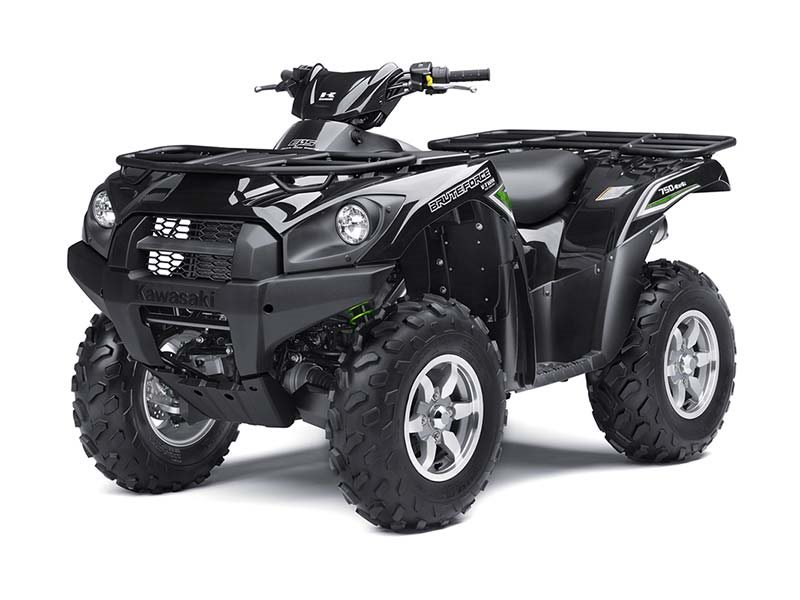 2016 Brute Force 750 4x4i EPS Super Black