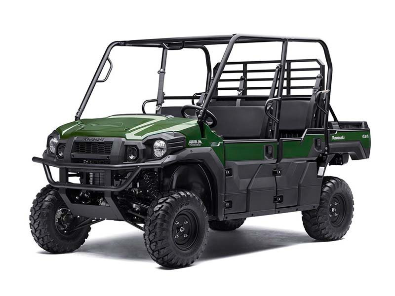 2016 Mule PRO-FXT EPS Timberline Green
