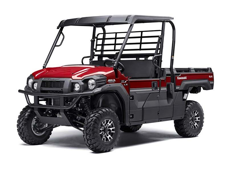 2016 Mule PRO-FX EPS LE Dark Royal Red